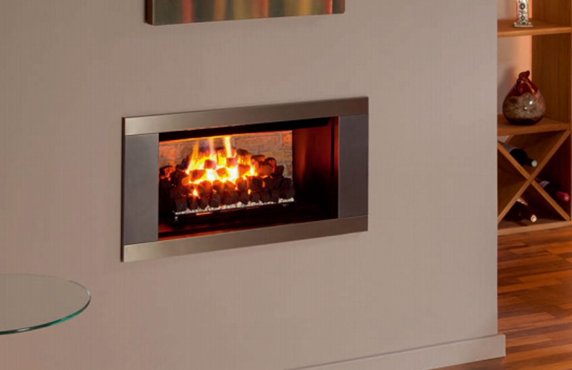 Gazco Studio 2 Open Fronted Gas Fire | Stonewoods