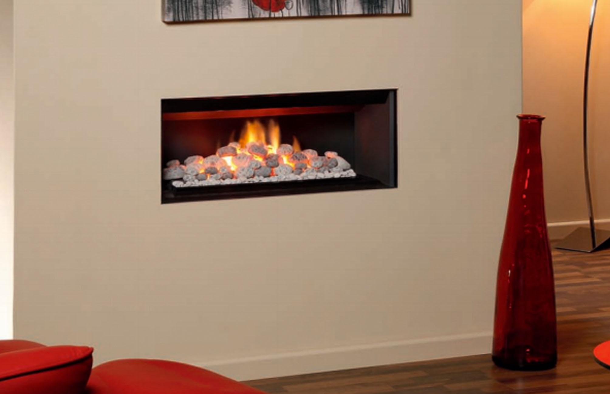 Gazco Studio 2 Open Fronted Gas Fire | Stonewoods