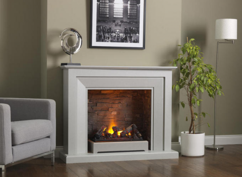 Electric Fireplace Suites Stonewoods